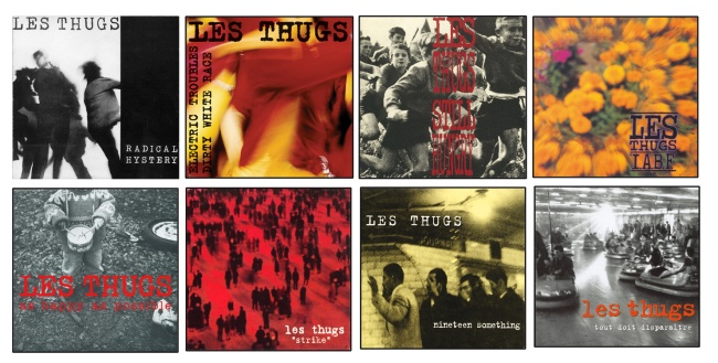 Discography Les Thugs