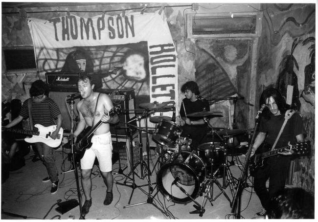 Thompson Rollets live Squatt