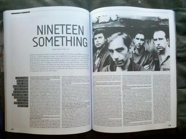 Nineteen Something New Noise 29