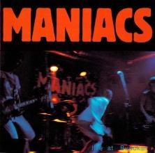 Pochette Maniacs Live at Budokan