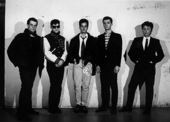 Les Maniacs 1987