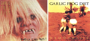 Garlic Frog Diet Smells Like Yeti Democrisis