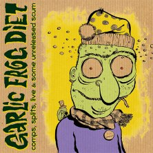 Garlic Frog Diet A Decade Of Dumbitude 2009