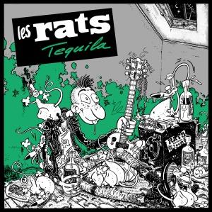 les rats tequila réédition 2016
