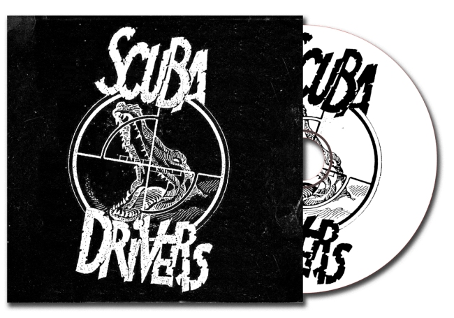 Scuba Drivers réédition CD